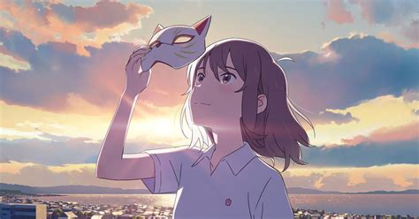 A Whisker Away review: A Netflix anime movie about cats