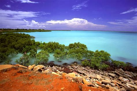 Broome, Cable Beach & Staircase to the Moon in Australien