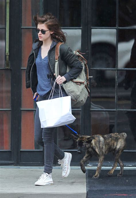 Kristen Stewart's New Dog — Is She Moving On From Robert