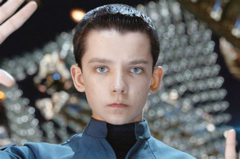 'Ender's Game' star Asa Butterfield refuses to grow up