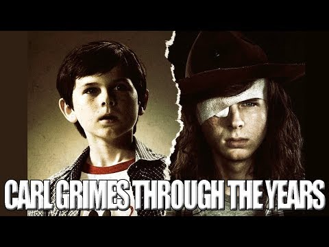 Carl Grimes Funny Quotes