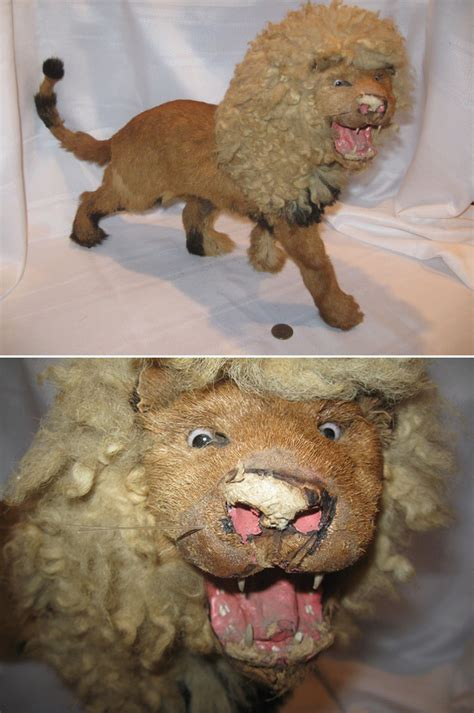 These Bad Taxidermy Creations Are Fucking Horrific – Sick