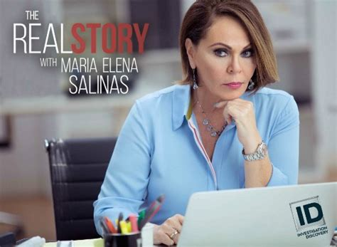 The Real Story with Maria Elena Salinas TV Show Air Dates