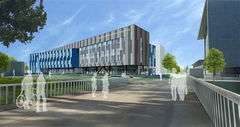 CSU Dominguez Hills - New Center for Science & Innovation