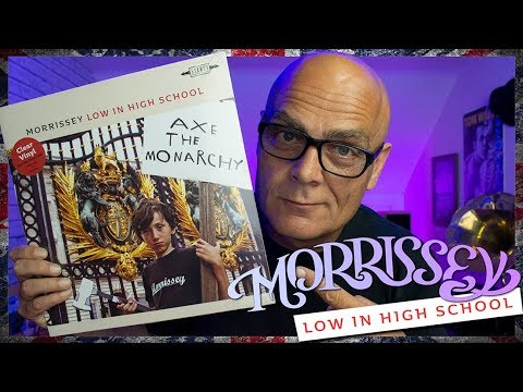 Morrissey's latest album is a low point - a review by Jen