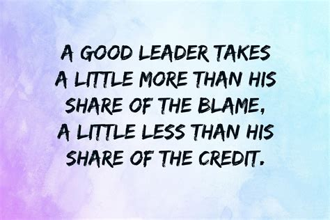 Leadership Quotes | Text & Image Quotes | QuoteReel