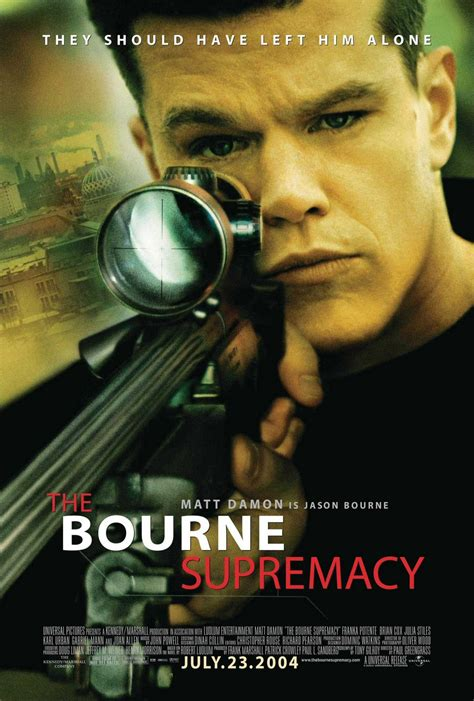 The Bourne Supremacy Review | Collider