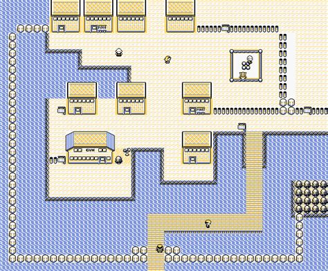 Pokémon Red and Blue/Vermilion City — StrategyWiki, the