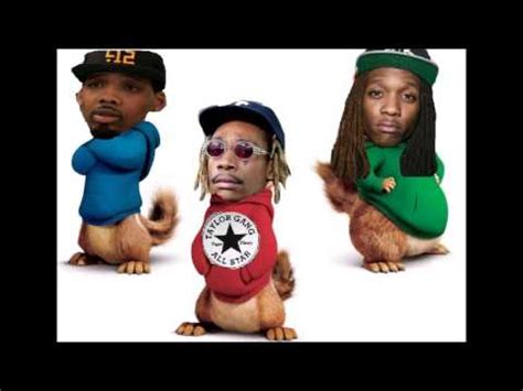 Wiz Khalifa - King Of Everything (Alvin and the chipmunks
