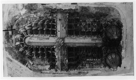 cologne cathedral after bombing circa 1942 | Cathedral