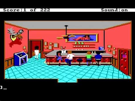 Leisure Suit Larry In The Land Of The Lounge Lizards (1987