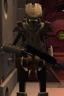 Esseles Security Droid - Star Wars: The Old Republic Wiki