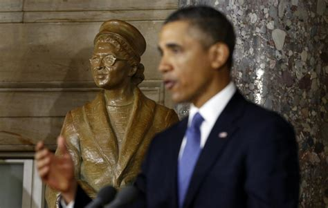 Black History Month 2015: Rosa Parks Quotes, Speeches To
