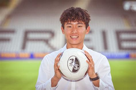 Official: Korea Republic youngster Jeong Woo-yeong joins