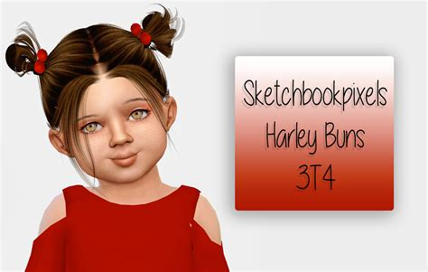 Sims 4 CC's - The Best: Toddlers & Kids Creations by Fabienne
