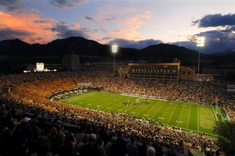Top 25 or better: CU Boulder ranks high in football and a
