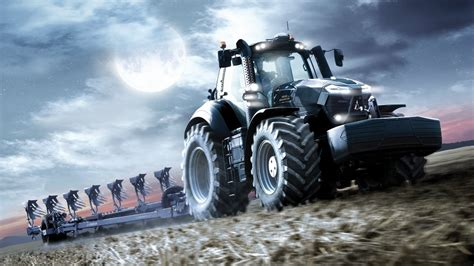 Back in black: Deutz-Fahr reveals limited edition 7 and 9