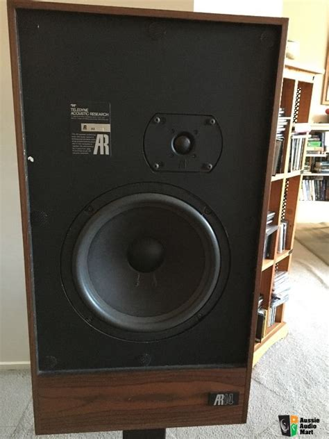 Acoustic Research AR14 speakers + stands Photo #1515135