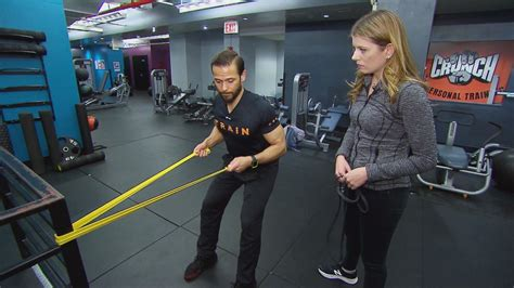 Tips for Working Out With Exercise Bands | Inside Edition