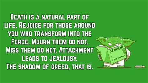 Yoda Quotes | Text & Image Quotes | QuoteReel