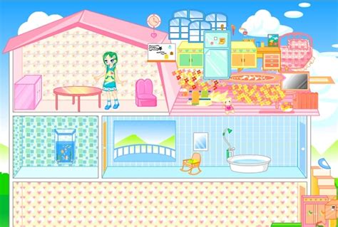 Barbie Dollhouse Decoration Game - Play Free Barbie games