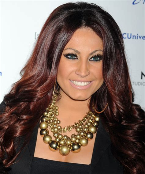 Tracy Dimarco Hairstyles in 2018