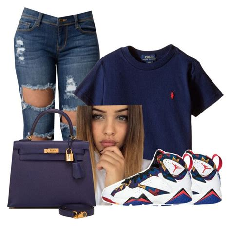Untitled #863 | Jordan outfits for girls, Swag outfits
