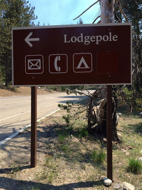 Lodgepole Campground / Sequoia NP, Three Rivers, California