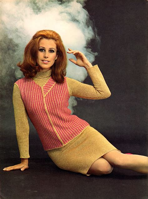 Beautiful Women's Knit Dresses That Featured on Spinnerin