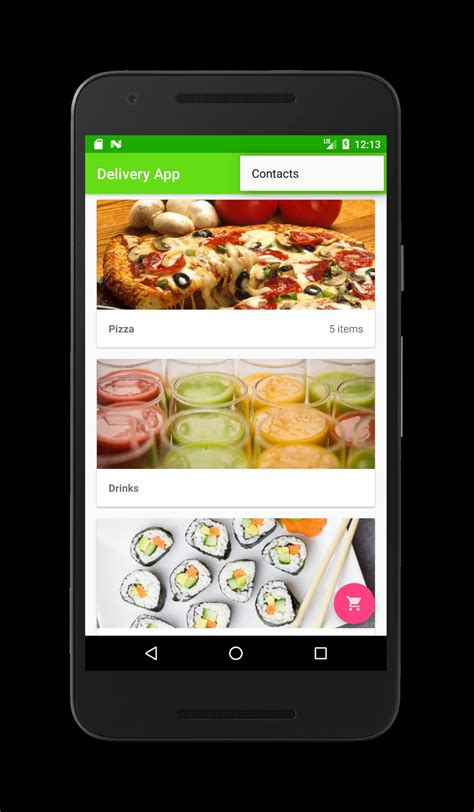 Food Delivery Restaurant App - Android Source Code | Codester