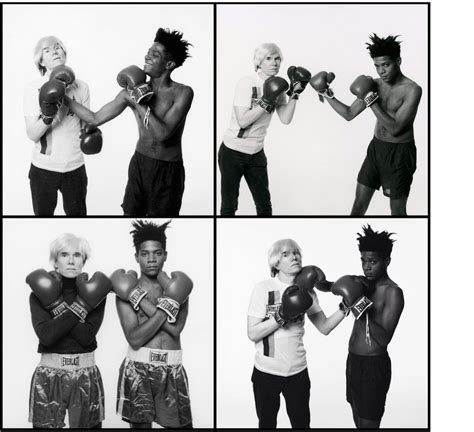 Warhol and Basquiat: The Art World's Most Notorious