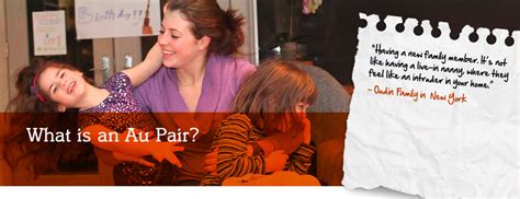 What is an Au Pair   Learn More About Au Pairs