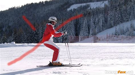 Learning to ski: Basics 2 | First lesson on the snow