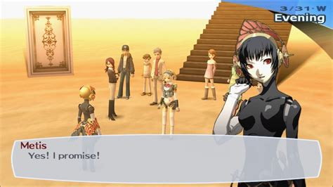 Wanda Plays Persona 3: The Answer - 2 - [Abyss of Time
