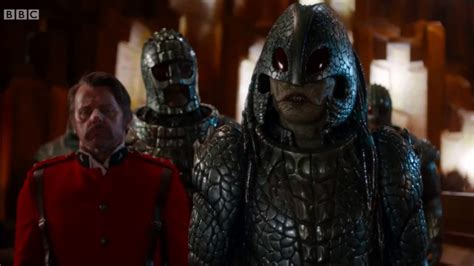Doctor Who - Alpha Centauri Rescues The Ice Warriors - YouTube