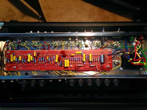 Deluxe Reverb handwired clone by Avalanche Amplification