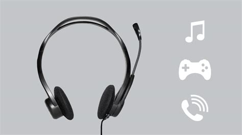 Logitech H370 USB Headset with Noise-Canceling Microphone