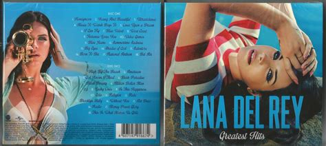 Lana Del Rey Greatest Hits Records, LPs, Vinyl and CDs