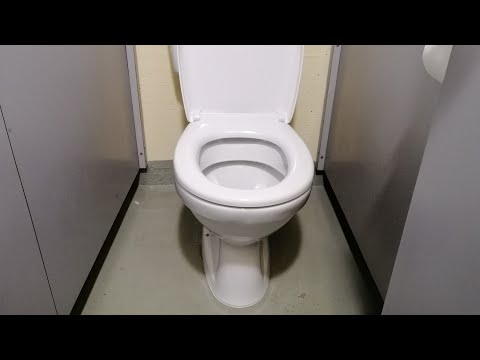 SPHINX Stand-WC Abfluss Abgang Boden WC BRAUN CAMEL