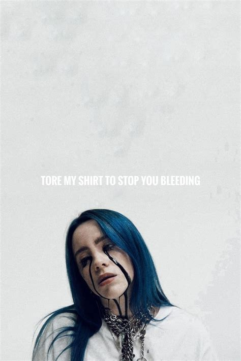 Billie eilish image by Jas on vibes | Billie, Song quotes