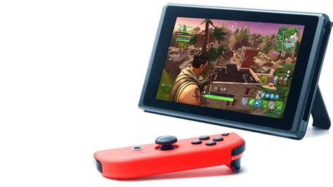 Fortnite's Switch port is impressive - but frame-rate