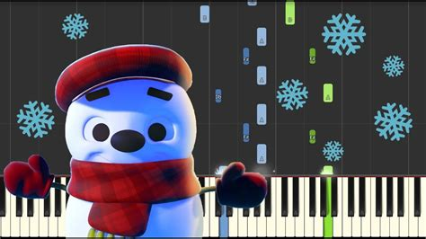 Little Snowflake   Kids Songs   Super Simple Song   PIANO