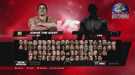 WWE 2K14 Complete Roster 1080 [HD] - YouTube