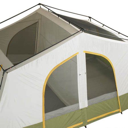 Wenzel 13 x 9 Foot Vacation Lodge Medium 7-Person Tent